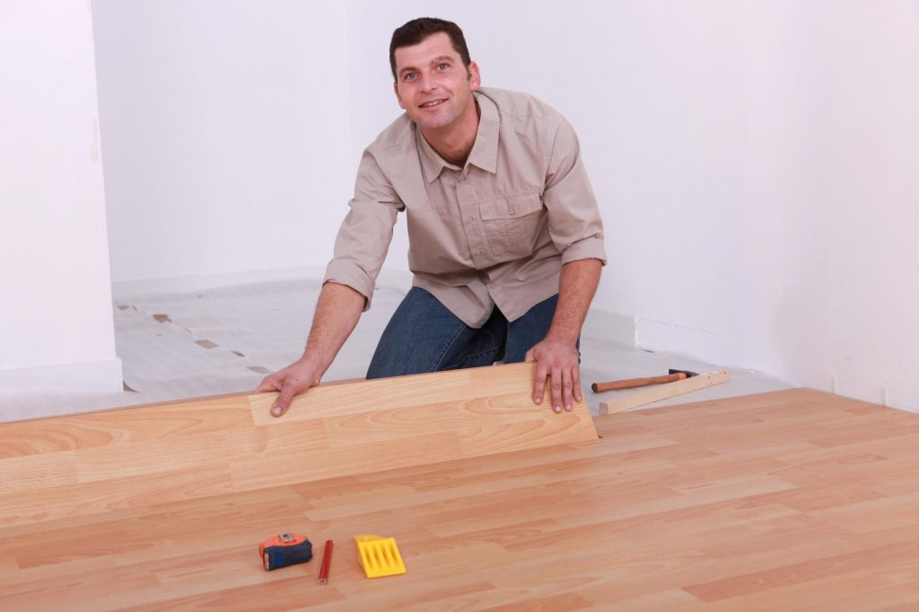 Spring Home Remodeling Contractor - Flooring Installation 1